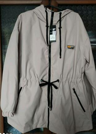 Ветровка куртка 56-60-62 розмір