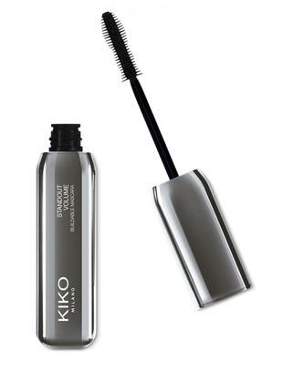 Тушь с эффектом объема для роскошных пышных ресниц KIKO