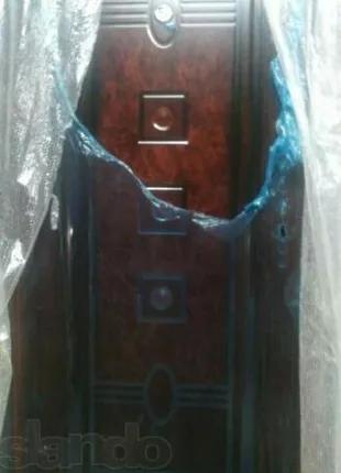 Двері металеві Китай нові