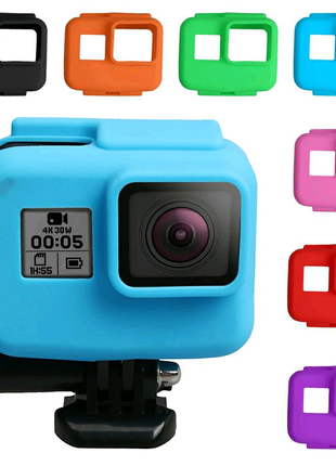 Силиконовый чехол для экшн камеры GoPro Hero