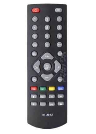 Пульт Trimax TR-2012HD для эфирных ресиверов DVB-T2