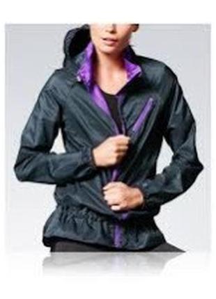 Спортивная курточка ветровка для спорта орифлейм