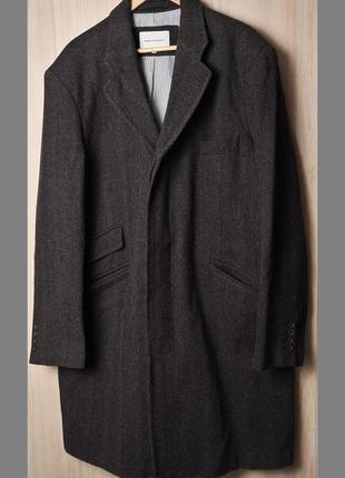 Крутое полу шерстяное пальто john rocha  👍 👍