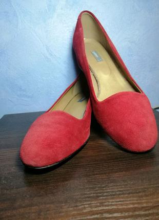 Красные туфли 41-42 р.