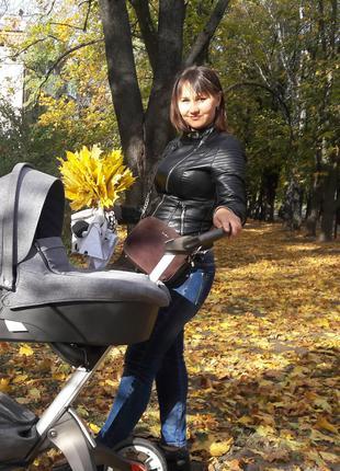Детская коляска Stokke xplory v4