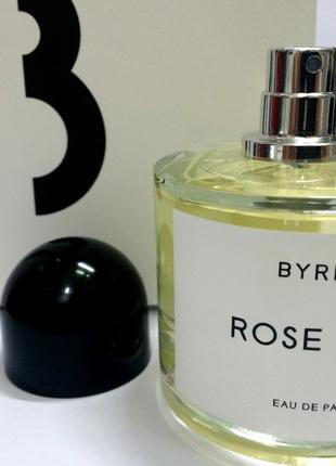Byredo Rose Noir Оригинал EDP  3 мл Затест_парф.вода