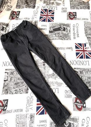 👍детские джинсовые штаны/c&a/11-12лет/152/состояние идеальное 👍😎