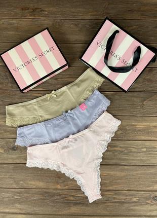 Женское бельё Victoria's Secret