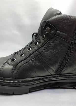 Распроджа!зимние ботинки под кеды на молнии rondo