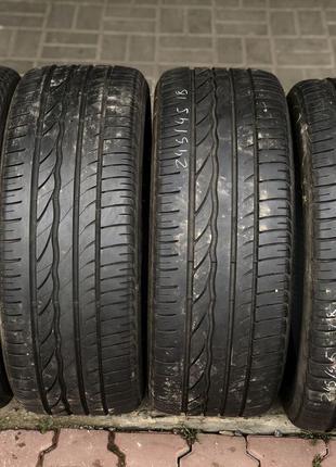 Летняя резина 245/45 R18 100Y. Bridgestone Turanza ER300.