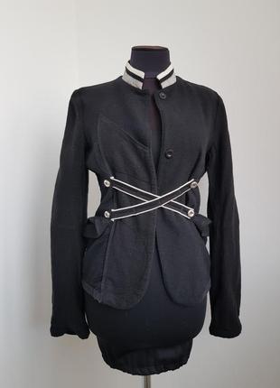Теплый пиджак marithe francols girbaud