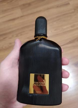 Tom ford black orchid parfum остаток 45 мл