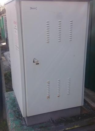 Шкаф климатический напольный IPCom ШКК-24U б/у