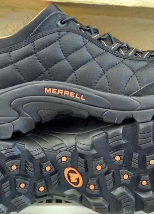 Трекинговые водонепроницаемые кроссовки merrell ice cap moc ii