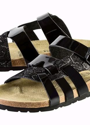 Оригинальные новые женские шлепанцы сандалии тапочки 40 р. Esmara