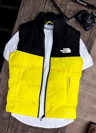 Жилетка the north face 700