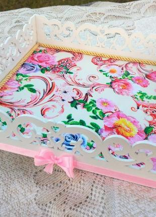 Декоративные коробочки органайзер
