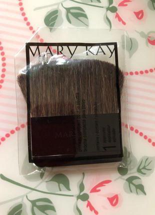 Кисть компактная для пудры и румян Mary Kay