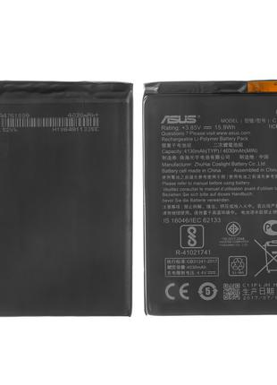 Аккумулятор Asus C11P1611 Zenfone 3 Max ZC520TL 4130 mAh