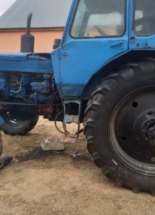 Продам трактор МТЗ 80 в рабочем состоянии