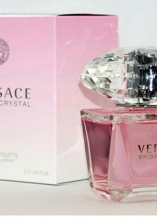 Женская туалетная вода Versace Bright Crystal