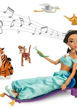Поющая кукла Жасмин с аксессуарами Дисней