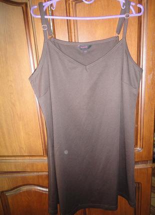 Платье-подъюбник