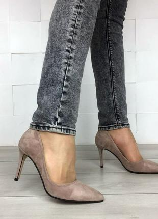 Женские классические туфли лодочки | Жіночі туфлі весна 👠
