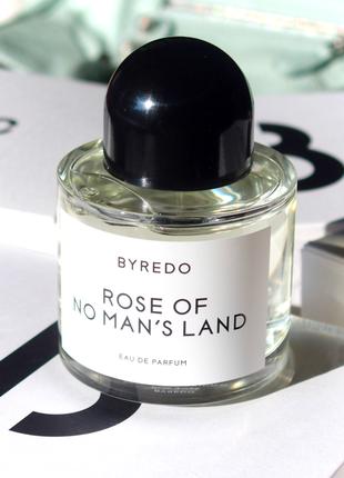 Byredo Rose of No Mans Land Оригинал EDP  3 мл Затест_парф.вода