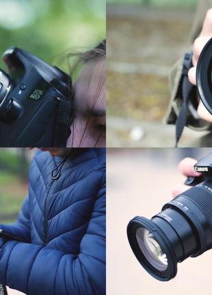 Объектив Sigma AF 17-70mm F/2.8-4.0 DC Macro OS HSM C (Canon EF)