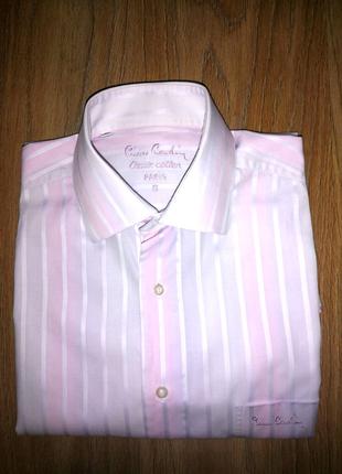Pierre Cardin. Тенниска мужская. Рубашка мужская.