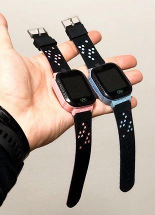 Детские смарт часы с GPS Smart KIDS Watch с сим картой и камерой