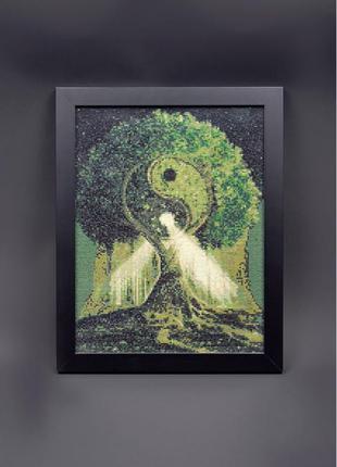 «ИНЬЯНЬ» алмазная живопись