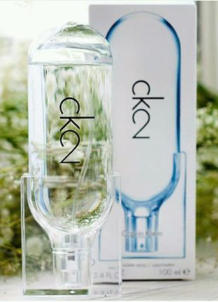 Туалетная вода унисекс Calvin Klein CK2