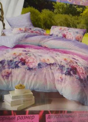 Комплект постельного белья семейный, пр-во молдова