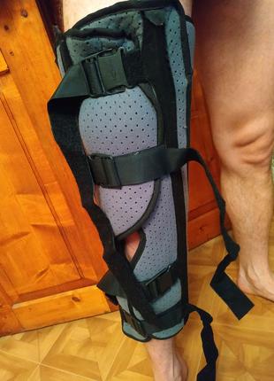 Тутор коленного сустава DONJOY,ортез разм L 60 см фиксатор колена