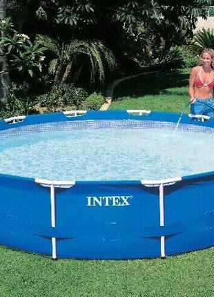 Каркасный бассейн на любой вкус