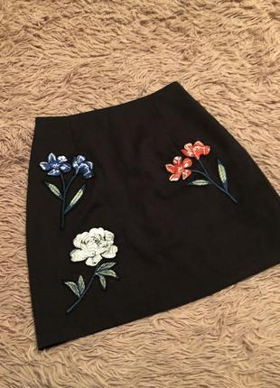 Шикарная юбка ❤️ new look 🔥🔥🔥