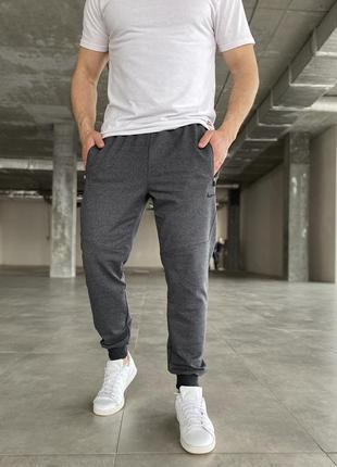 Спортивные мужские штаны | увеличеные размеры | манжет