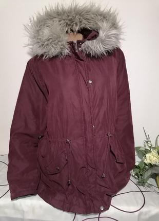 Куртка женская большой размер 22