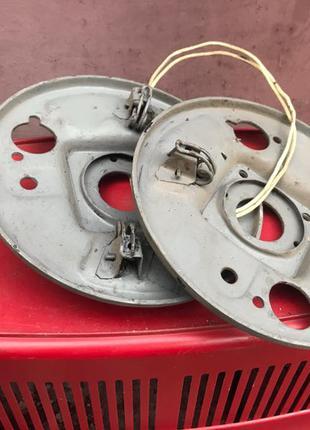Заз 968 щит тормозной задний и передний