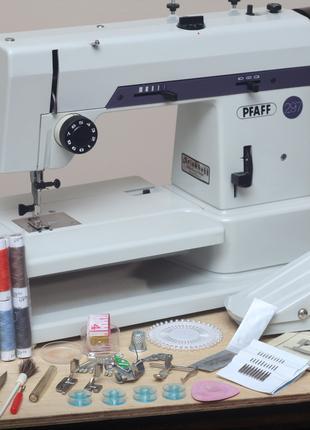 Швейная машина Pfaff 297 Западная Германия 1972 г. Состояние