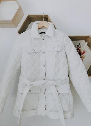 Куртка на весну стеганая куртка куртка рубашка стебана куртка