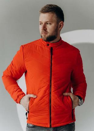 Мужская демисезонная куртка мужская одежда осень весна