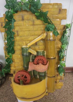 Навесной настенный фонтан для дома и офиса