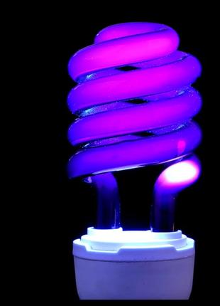 Лампочка ультрафиолетовая