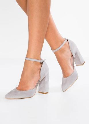 Босоножки туфли zign