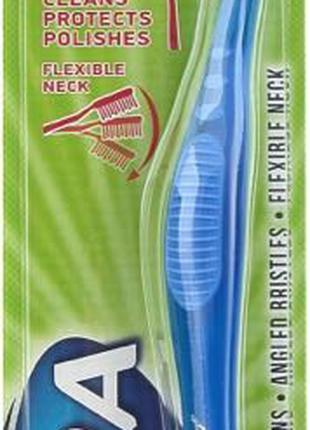 AsteraActive 3 Зубная щетка тройного действия, средней жесткости