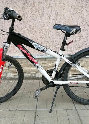 Спортивный (горный) Велосипед Comanche Indigo fs