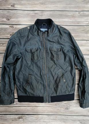 Курточка кожзам 50 размера